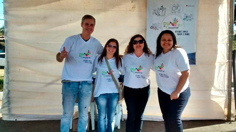 Uniodonto do Brasil participa do Dia C no Distrito Federal