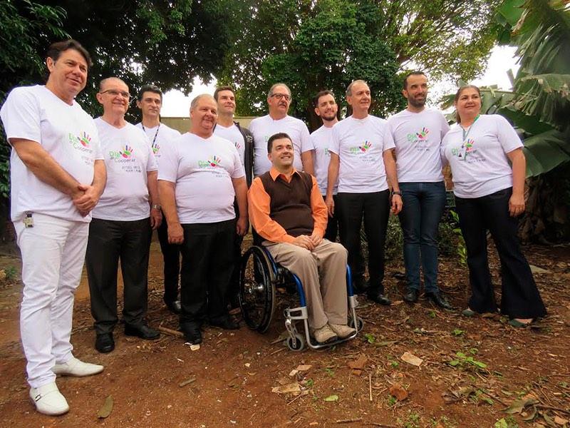 Uniodonto Piracicaba participa de projeto de criação de horta em comemoração ao Dia C