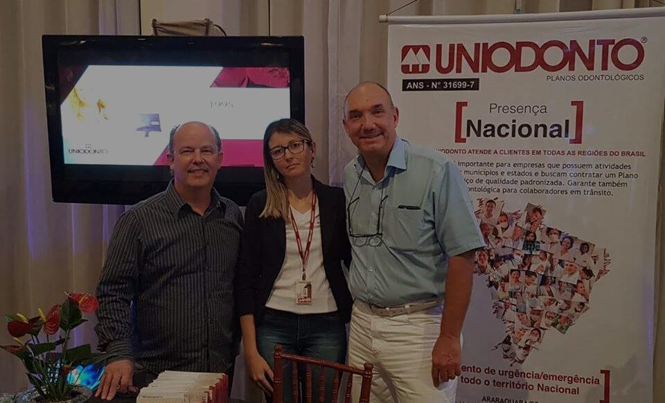 Uniodonto Araraquara participa da Semana do Empreendedor de Matão