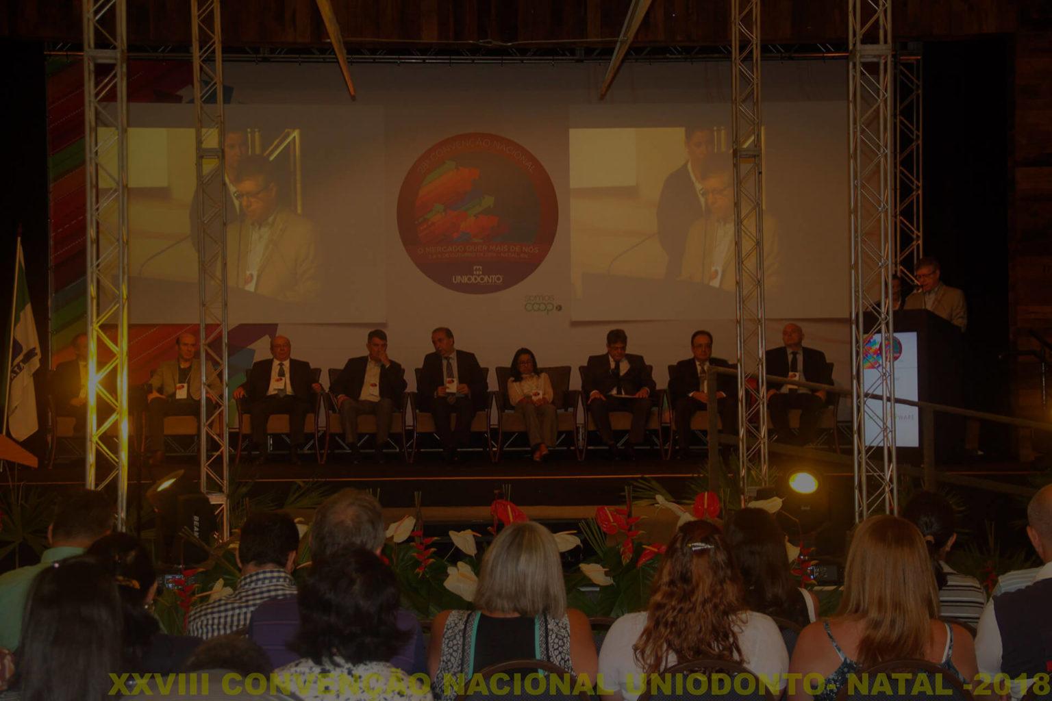 Em meio a cenário desafiador para o mercado de planos odontológicos, Uniodonto do Brasil abre sua 28ª Convenção Nacional