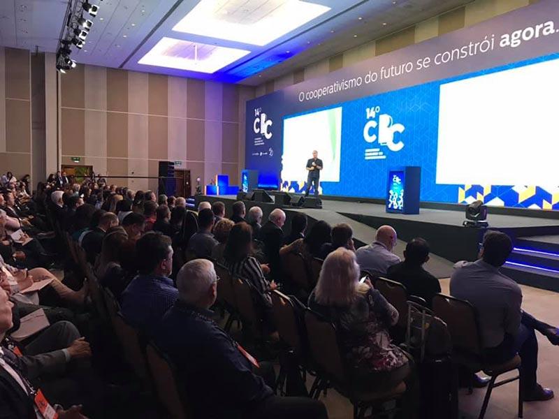 Sistema Uniodonto marca presença no 14º Congresso Brasileiro de Cooperativismo