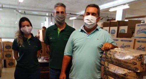 Uniodonto Sul Goiano doa 2 mil unidades de creme dental para Dia C Goiás 2020